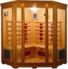russian sauna room for family indoor infrared sauna room