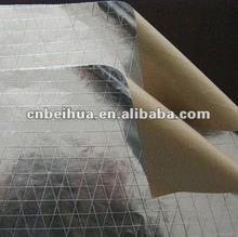 FSK aluminium foil faced on Glass wool