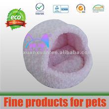 PV plush cat bed,pet cave