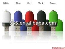 POD usb flash drive, rubber finish, cheap usb flash drive