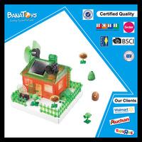 Solar toy Solar Power House