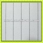 300d*300d 100% polyester stripe mini matt/ plain weave fabric for uniform