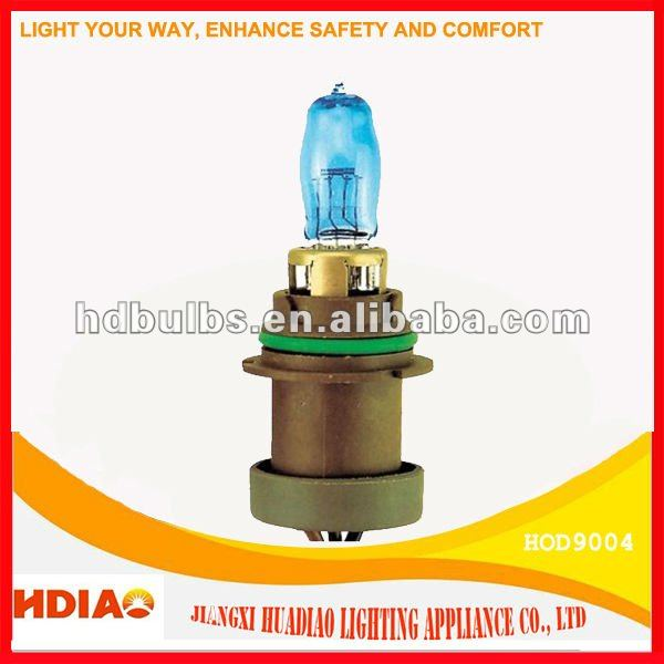 HOT SALE!!! Super White HOD 9004(HB1) Headlight Quartz Glass Lamp