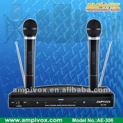 Very Cheap FM Wireless Microphone AE-306