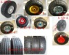 10 inch small pneuamtic wheel/tyre 4.10/3.50-4 for trolley,lawn mower
