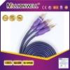 mobile 3.5mm Stereo Plug/2 RCA Plug Cable
