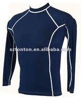 wholesale long sleeve mma rash guards for men