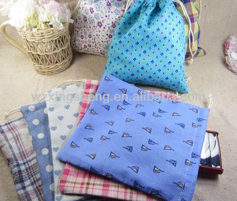 mobile phone cotton bag