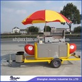 2014 jx-hs230 mobili carrello hot dog in vendita