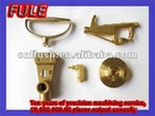 brass forged parts with good quality and big quantity for gardening and industry