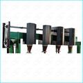144( 72*2) stäubli ganchos jacquard electrónico vendo máquina de tejer