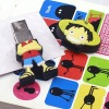 Silicone 3D Cartoon usb cover factory