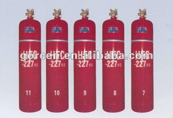 Fm2gas cylinder