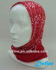 seamless tube headwear,multifunctional scarfs ,magic print bandana