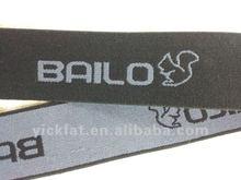 3.2cm Nylon Jacquard Elastic with Brushed Webbing