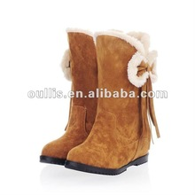 new style shoes 2012 for women korean shoes ankle boot XW216-1