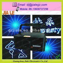 450nm 500mW Animation blue laser light projector for night club, dj