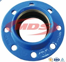 adaptor flange for PVC pipes