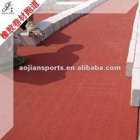(13mm )indoor running tracks/running track paint
