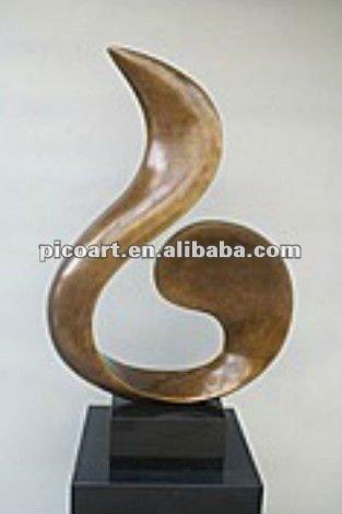 Arte de la escultura abstracta en resina artesan a resina - Esculturas de madera abstractas ...