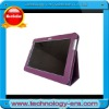 Multi color leather case for apple ipad 2/3/4,with stand function
