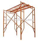 Steel structure construction frameworks
