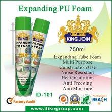 PU Foam Spray 750ml straw type