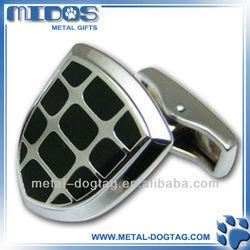Hot selling epoxy cuff links