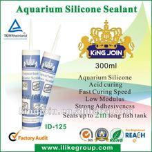 Canton Fair Silicone sealant for aquariums manufacturer/factory 280ml/300ml