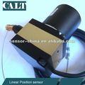 herramienta de medición de alambre de accionamiento del transductor de uso para el desplazamiento de medición gama de 100 mm