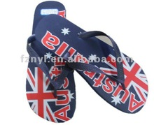 thick sole shoe or flip flop for men