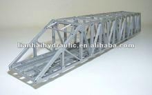 galvanized custom small steel structure bridge