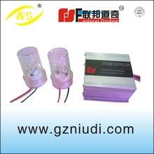 YS-102 35W Auto Car LED Strobe Warning Light Flashing Bulb Kit