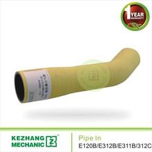 E120B,E312B,E311B,E312C silicone turbo air intake hoses 5I-7846 high quality rubber pipe KZ Brand