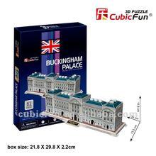 Buckingham Palace mini handheld puzzles jigsaw