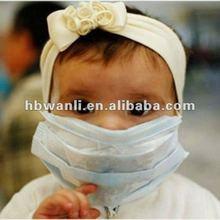 BFE 99.5% disposable child/kids face mask prevent flue