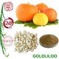 Semilla de calabaza Natural extracto de la norma GMP