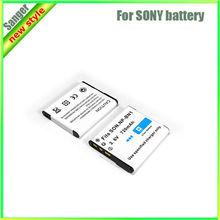 2012 NEWEST small capacity 630mAh digital camera battery for SONY NP-BN1
