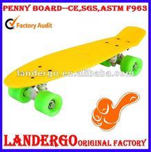 CE 2012 professional longboard skateboards