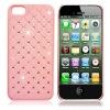 Bling bling rhinestone skin cover for iPhone5 cover