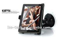 5 inch TFT-LCD GPS Navigation & 4G SD card Car GPS