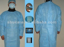 SMS sterile surgical gown