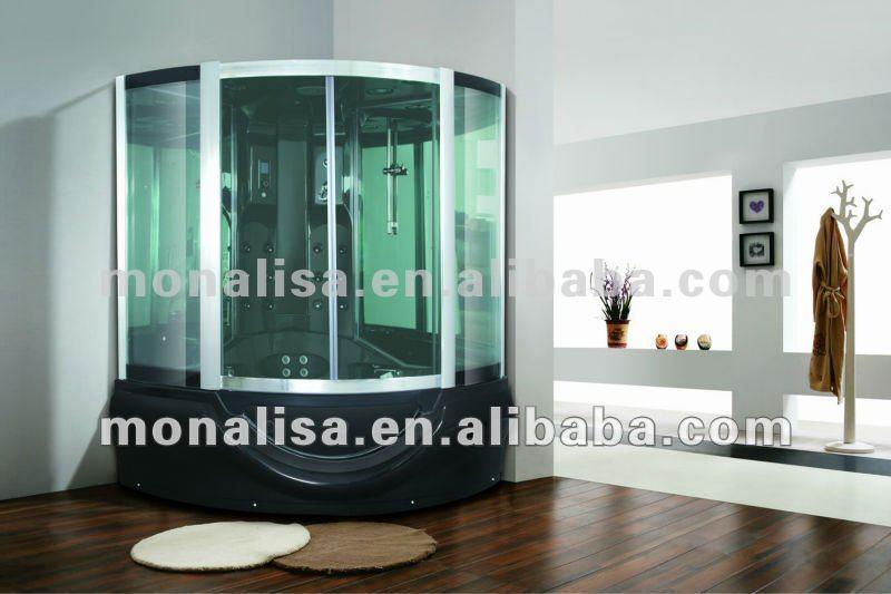 Baño Con Ducha Portatil:Portátil de vapor / baño de vapor-Salas de Ducha-Identificación del