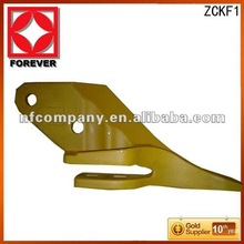 Teeth adapter spare parts for construction machinery