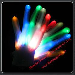 Light Up Show Gloves,Christmas Gift