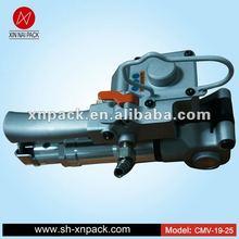 CMV-19/25 pneumatic plastic (pet/pp) air stripping tool