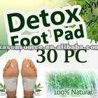Denmark detox foot patches & shaving razor blades