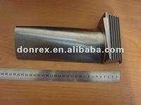 gas industrial turbine blade