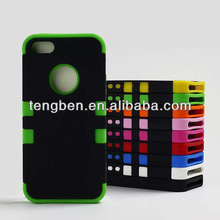 Fast shipping fashion pc hard case for iphone5