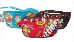 Custom printing promotional shoulder bag for advertising